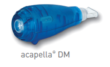 Acapella® Blue DM